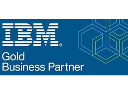 Logo IBM Gold Business Partner